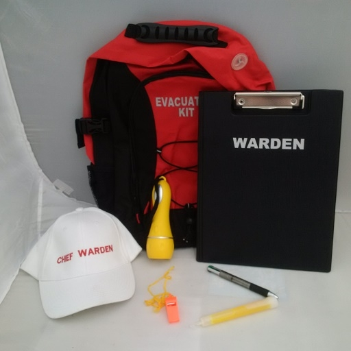 Warden - Evacuation Kits
