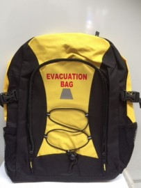 Evacuation Kit Bag